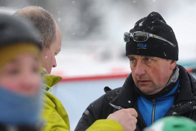 Europacup sbx Funkelia 2012  Morten Sivertzen