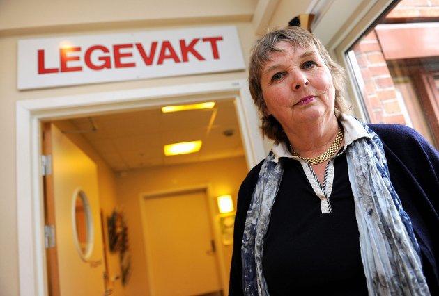 – Vedtaket var kanskje ikke entusiastisk forankret i organisasjonen, mener Lisbeth Horn Bakken (H). FOTO: ATLE MØLLER