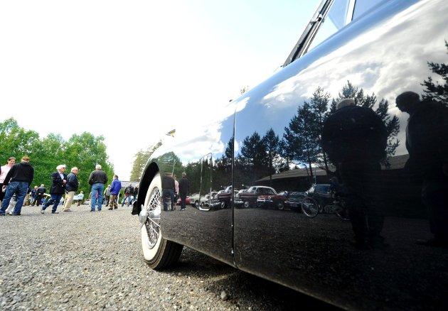 Motorhistorisksenter på Burud