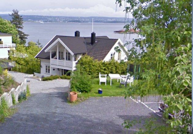 Eiendommen i Svaneveien på Snarøya ble nest dyreste med en salgssum på 16.700.000 kroner