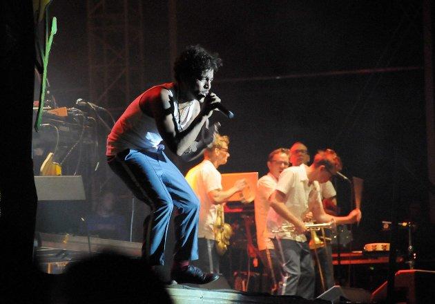 Timbuktu er siste band ut på Fjordfesten.