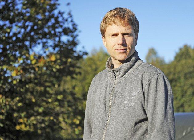 Sekretær i Naturvernforbundet i Vestfold, Hans Ivar Nesse, mener at IKEA ved E18 i Vestfold er dårlig miljøpolitikk.  Arkivfoto: Harald Strømnæs