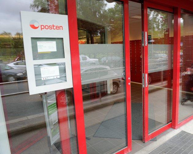 Sandefjord Postkontor er ett av 149 postkontorer i Norge som legges ned i neste runde.