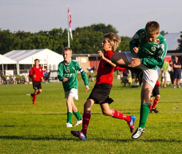 Holmen gikk videre til A-sluttspillet, men tapte i 8-delsfinalen.