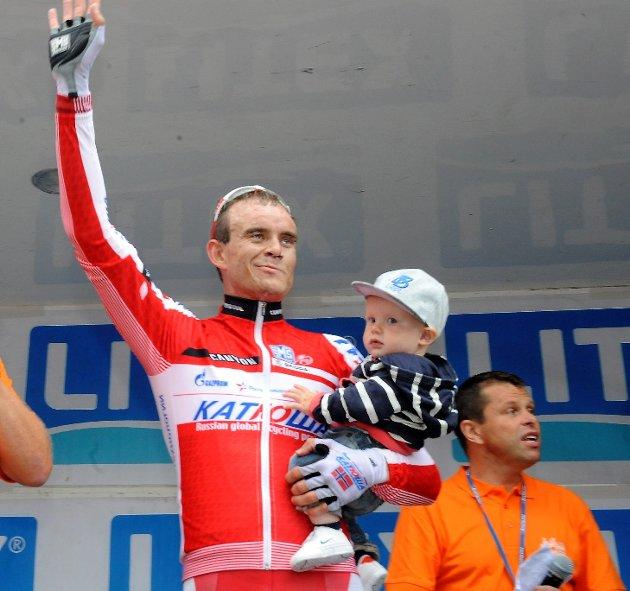 Alexander Kristoff vant Sandefjord grand Prix 2012.