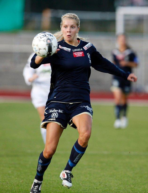 SEMIFINALEKLARE: Stabæk vant 4–0 over Trondheims-Ørn og er dermed klare for semifinalen i cupen. FOTO: TORE GURIBY