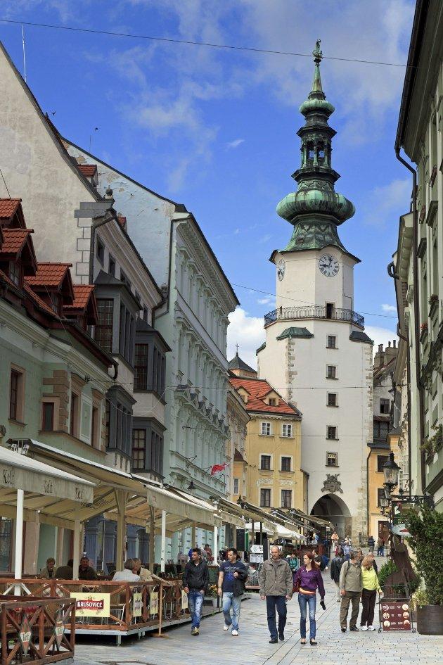 Gamlebyen i Bratislava.