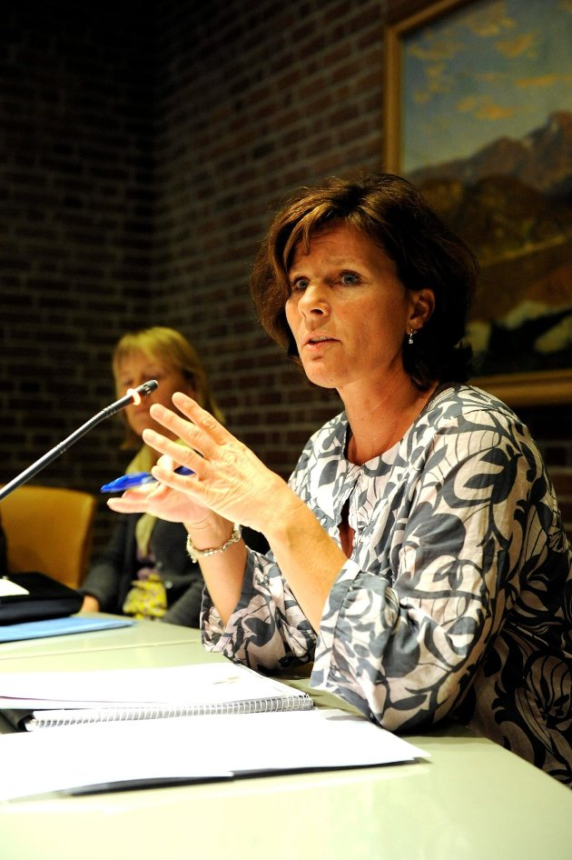 Barnevernleder Laila Sveen Østli mener det ikke er så enkelt som et ja eller nei når et barn skal tilbakeføres til foreldre.