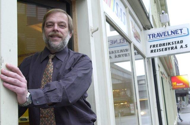 Reisene til Egypt går som normalt, melder daglig leder Tore Olavesen i Fredrikstad Reisebyrå.