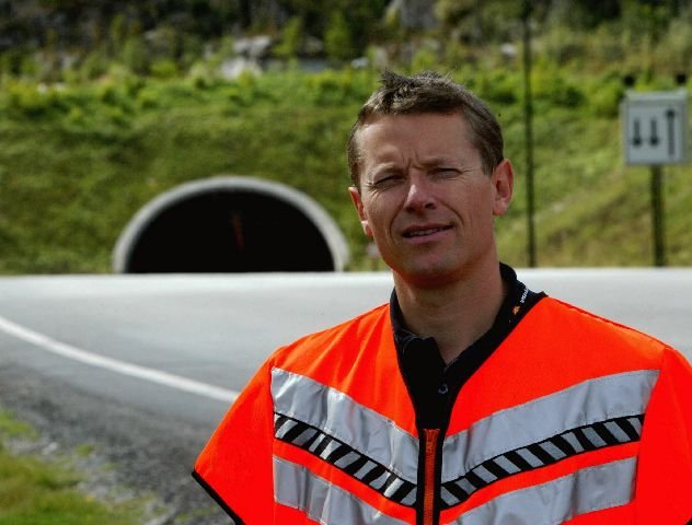 <b>Stengt. </b>Oslofjordtunnelen vil være stengt i minst én uke fremover, opplyser seksjonssleder i Statens vegvesen region Øst, Lars Erik Hauer. (Foto: Scanpix)