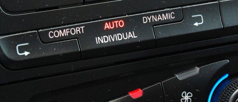 Begge bilene kan  leveres med regulerbar styrerespons og gasspådrag. (Foto: )