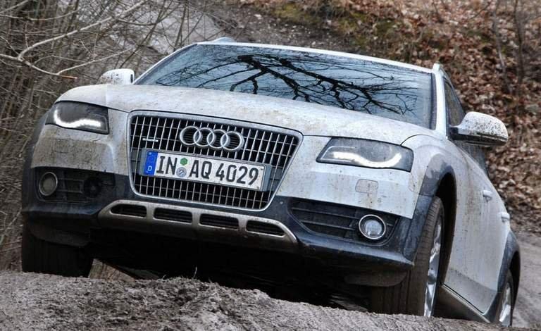 Audi A4 Allroad (Foto: )