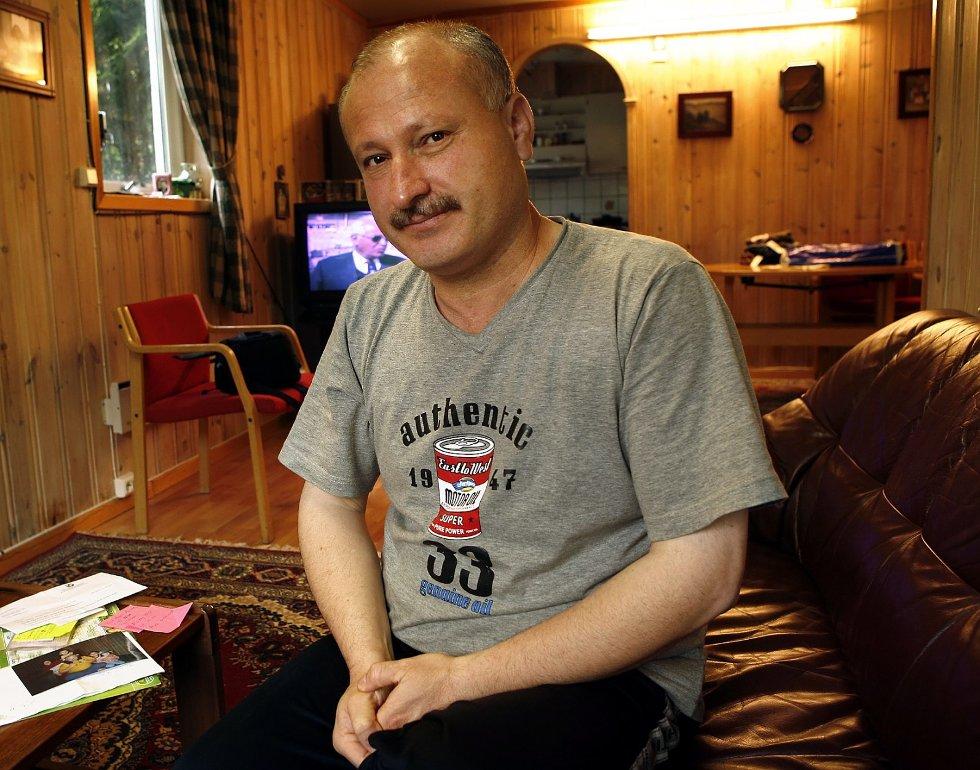 Den savnede Belur Sardars ektemann Sirwan Abdullah Ali, som fortsatt er siktet for forsettlig drap på sin savnede kone.