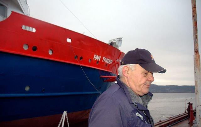 Endelig trodde Per I. Hagen at skipet Pan Trader skulle komme i drift igjen. I desember 2007 startet arbeidet med ombygge og klargjøre skipet for nye oppgaver som moderskip for leting etter sunkne spanske skip på store havdyp. Men da det oppsto problemer med betaling stanset arbeidene i april 2008, og siden har skipet ligget i arrest i Drammen.