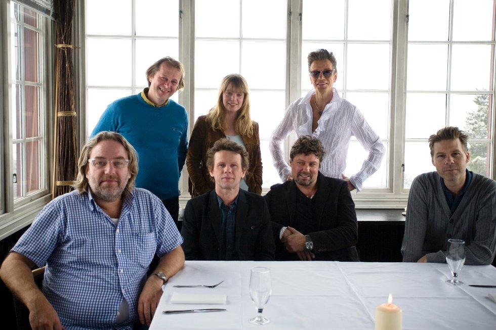 Bo Kaspers Orkester, Lars Lillo Stenberg, Ingrid Olava og Jens Pikenes' Penthouse Playboys blir å finne på Grefsenkollen i sommer.