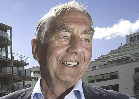 Høyres gruppeleder Johan Baumann.