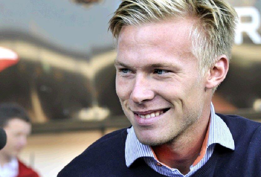 Andreas Landgren (22) er FFKs nyeste signering. Han lånes fra italienske Udinese ut sesongen.