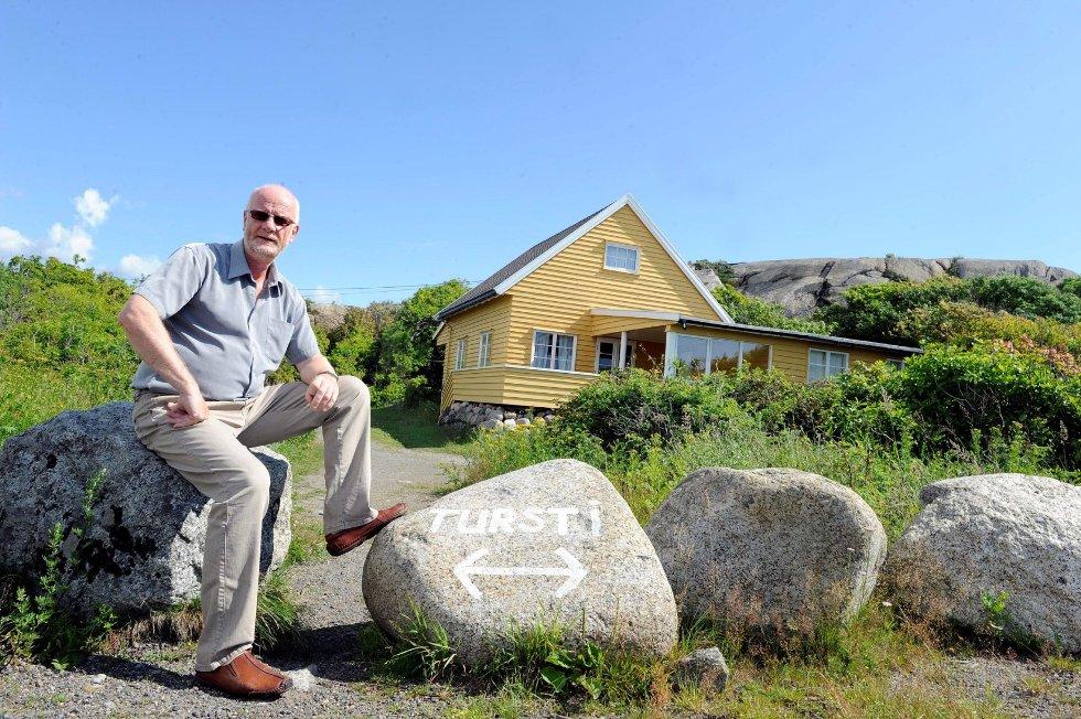 Prakteiendommen på Folehavna gikk til en privat kjøper fra Oslo-området, nesten 2,4 millioner under takst.