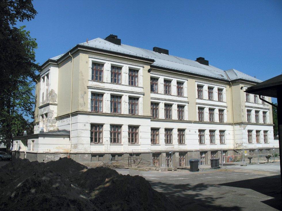 Streiker går også ut over brukerne av Allaktivitetshuset på Skarmyra.