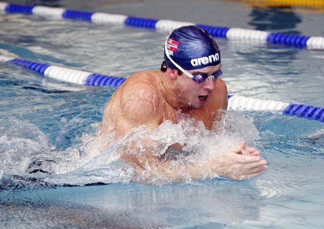 FISKEN I VANNET: Aleksander Hetland, EM-gull 2009, VM-bronse 2010, EM-sølv 2007, 2008 og 2010. Foto: Eva Groven