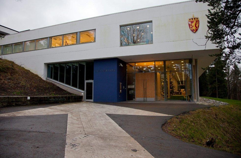 Sprengstoffarkivet til tidligere Dyno er av mange fryktet ødelagt eller forsvunnet. Men i 2009 ble hele arkivet flyttet hit til Riksarkivet i Oslo.