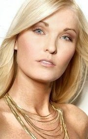 Line Kruuse Nielsen vant Miss Danmark i 2007. Pressefoto