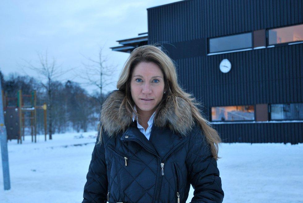 FAU-representant Julie Margrethe Brodtkorb etterlyser handling fra Telenor.