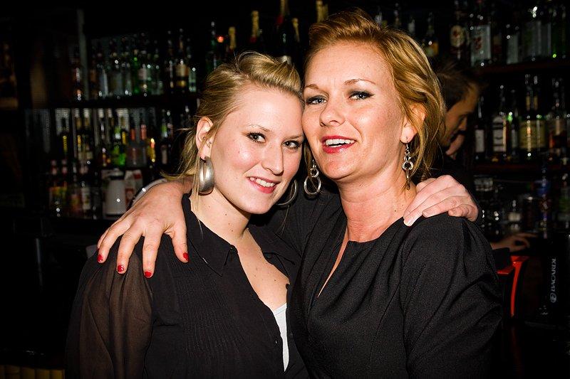 Ruth og Ragnhild (Foto: Hans Petter Vassgård)