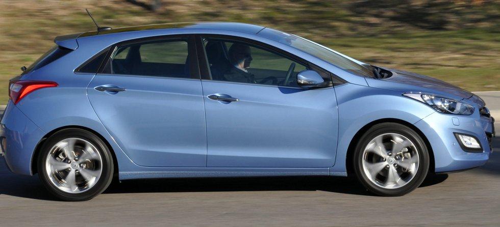 Dette designet har mye til felles med et par av Mazdas modeller.