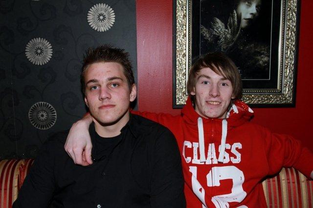 Nikolai og Martin