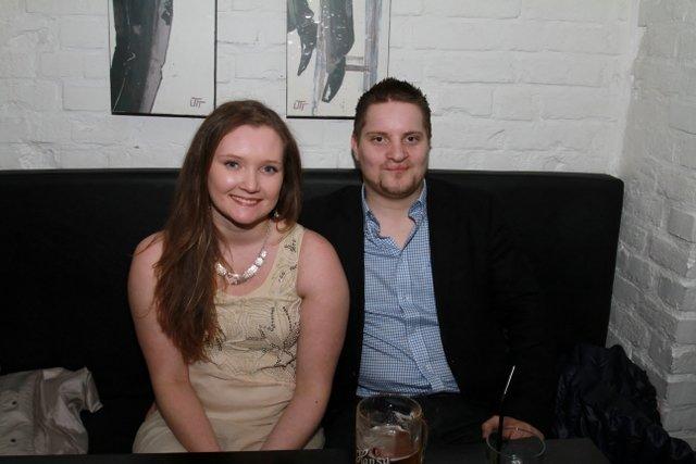 Karoline og Ole Alexander