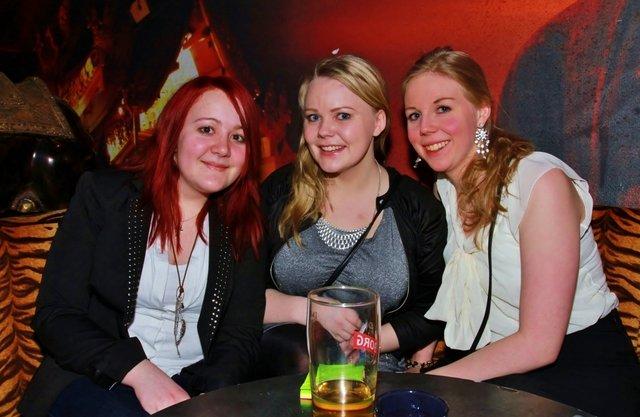 Malin, Lone og Henriette
