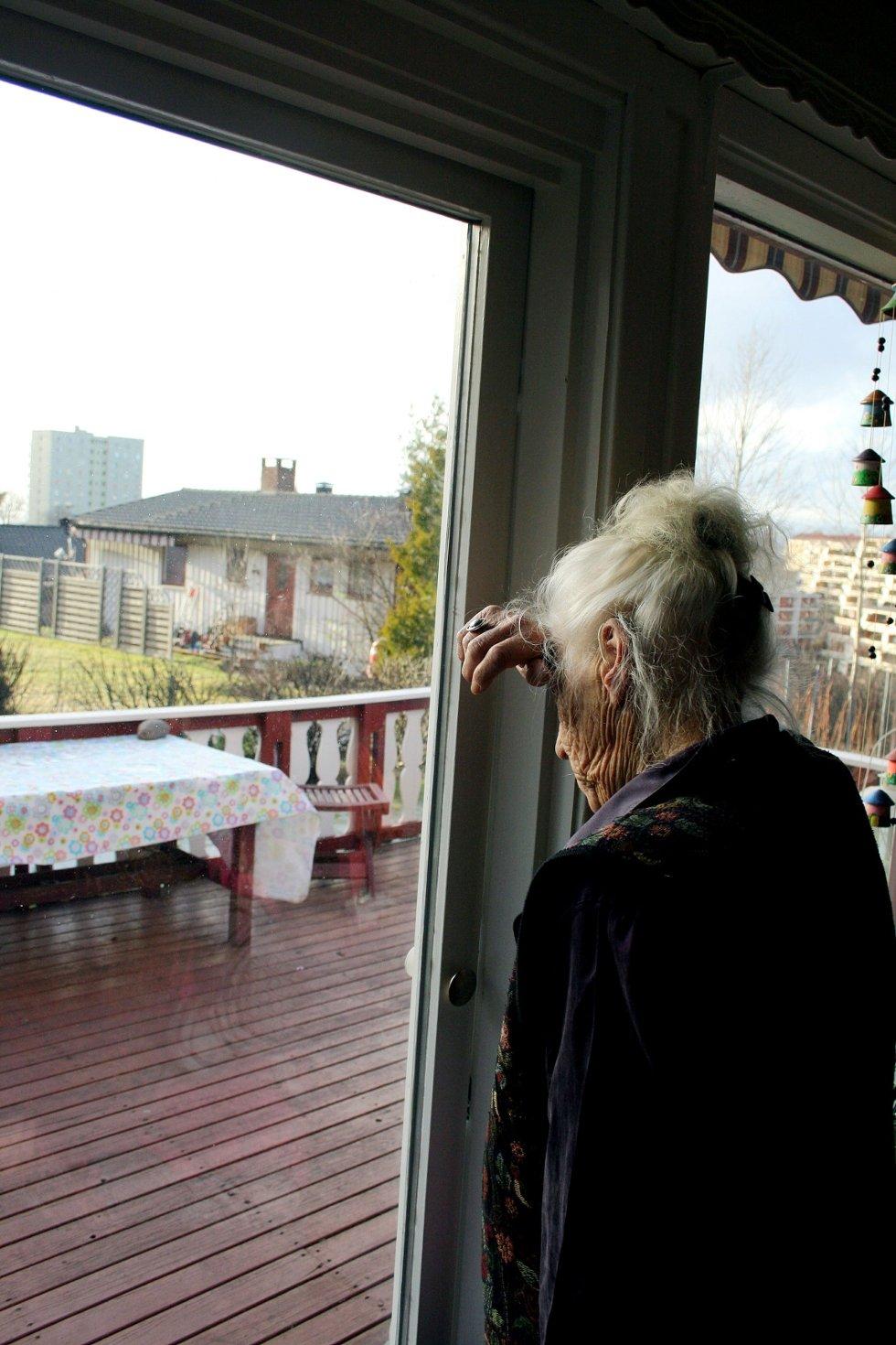 FORFERDET: Eldrebyråd Aud Kvalbein (KrF) synes det er forferdelig at folk misbruker eldres tillit.