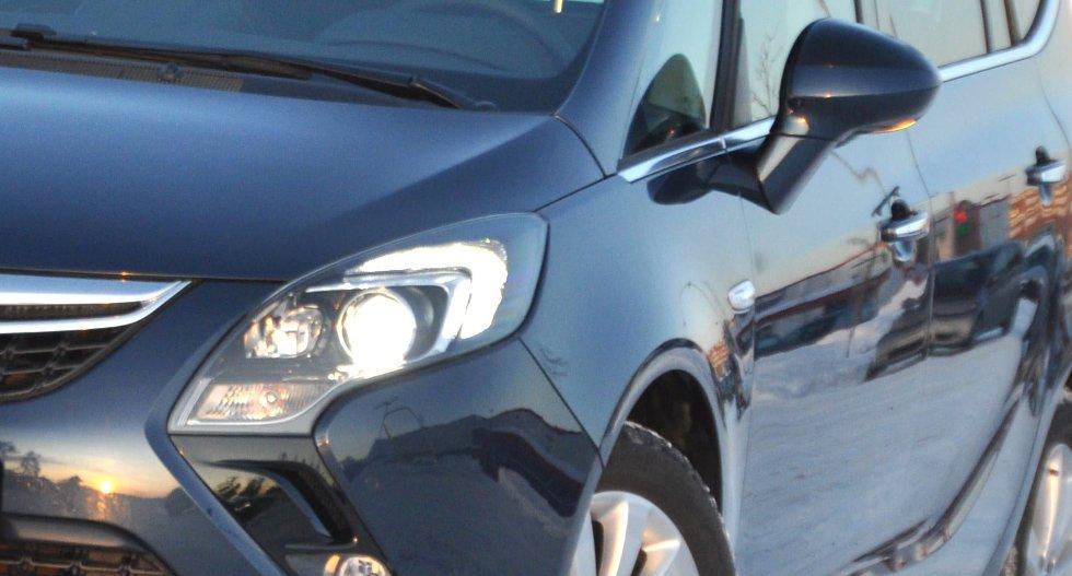 Opel Zafira er rett og slett en smart bil.