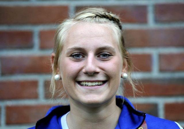 Henriette Bakkerud har skrevet under en toårskontrakt med eliteserieklubben Vipers Kristiansand. FOTO: OLE JOHN HOSTVEDT