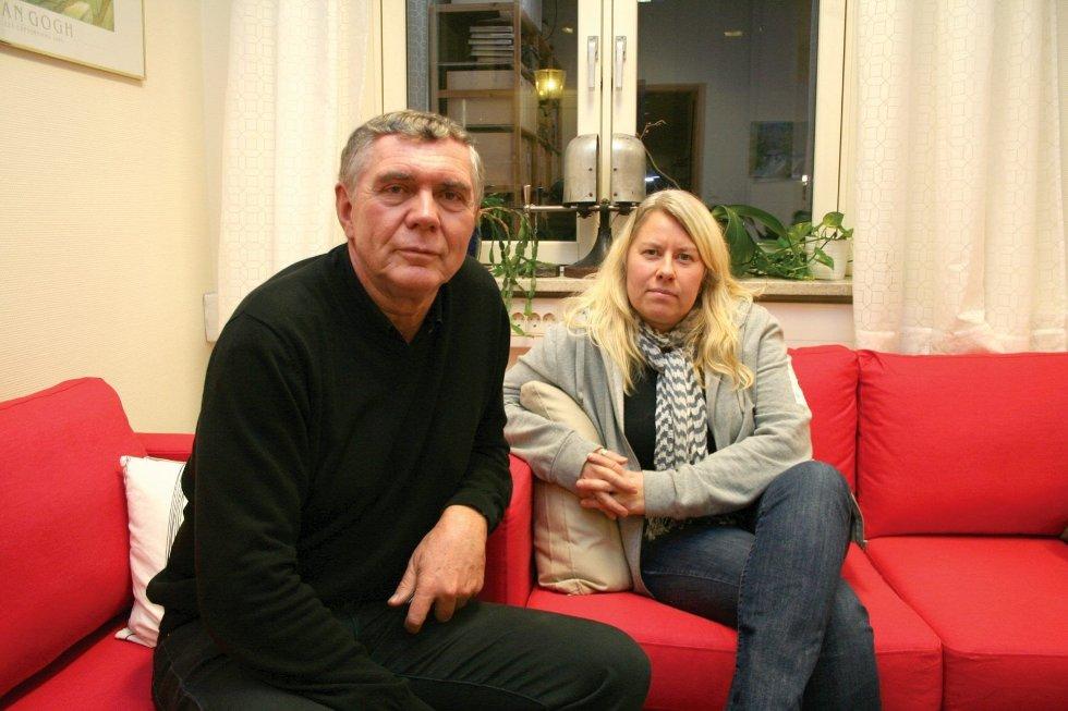 Alkoholvaner: Knut Reinås og Siv Janna Glømmi skal hjelpe kursdeltakerne å endre alkoholvaner Kurs starter 26. mars.  Foto: Gunn Benjaminsen