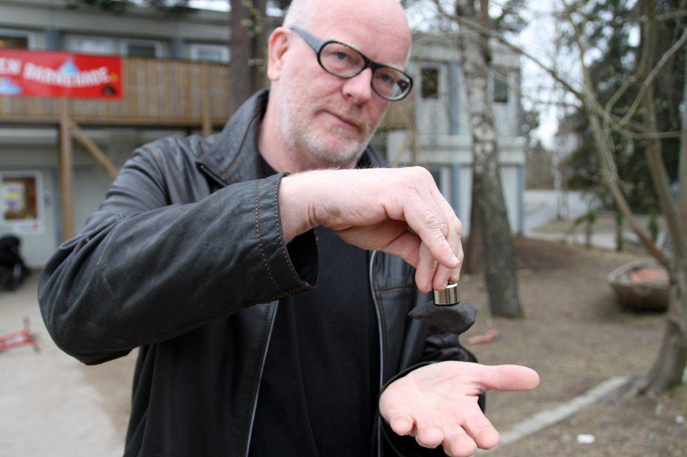 TIPS: Vil gjerne ha tips om funn. Ring Morten Bilet på 47415260 for tips om nye funn.