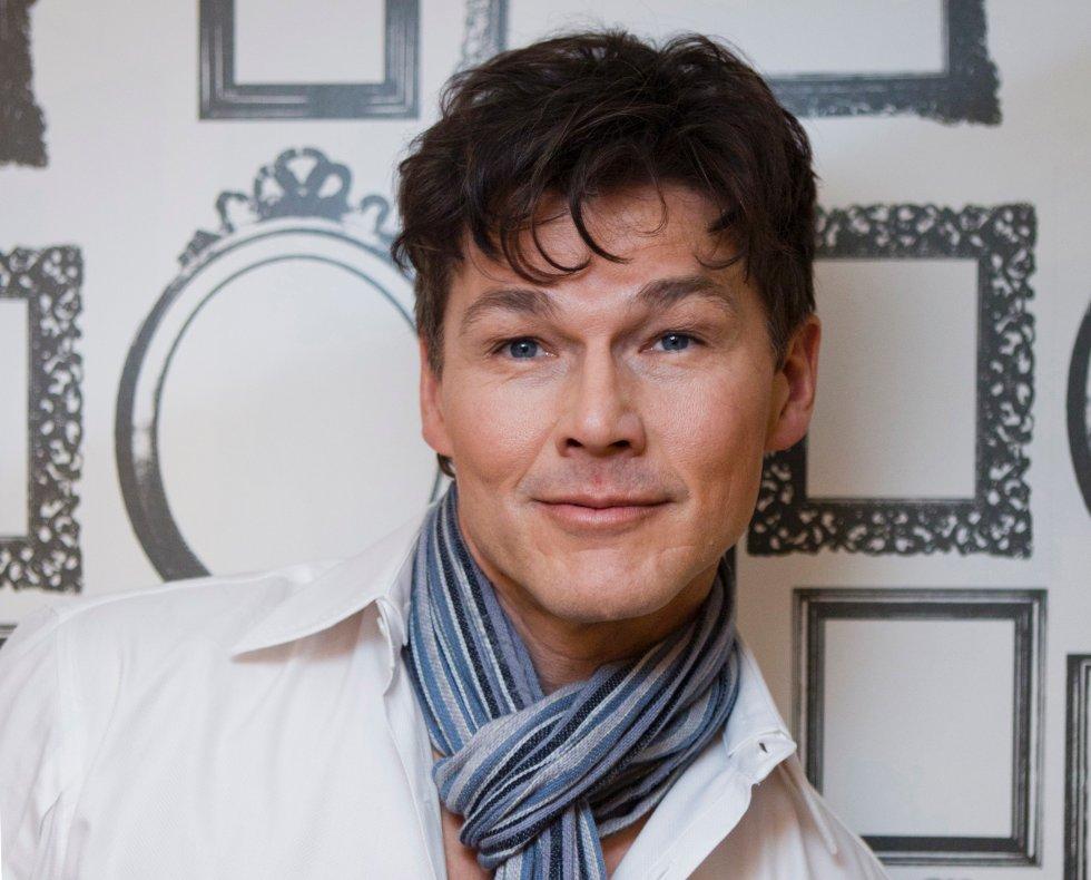 Morten Harket er ute med solealbum.