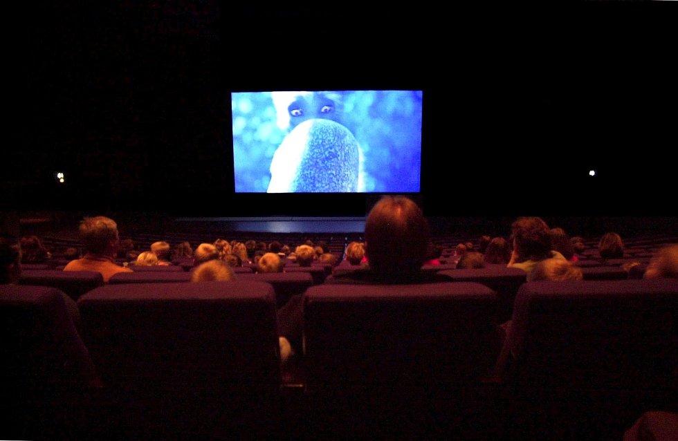 Formannskapet har sagt ja til bygging av fire nye kinoer i Sandefjord. Arkivfoto: Kurt André Høyessen
