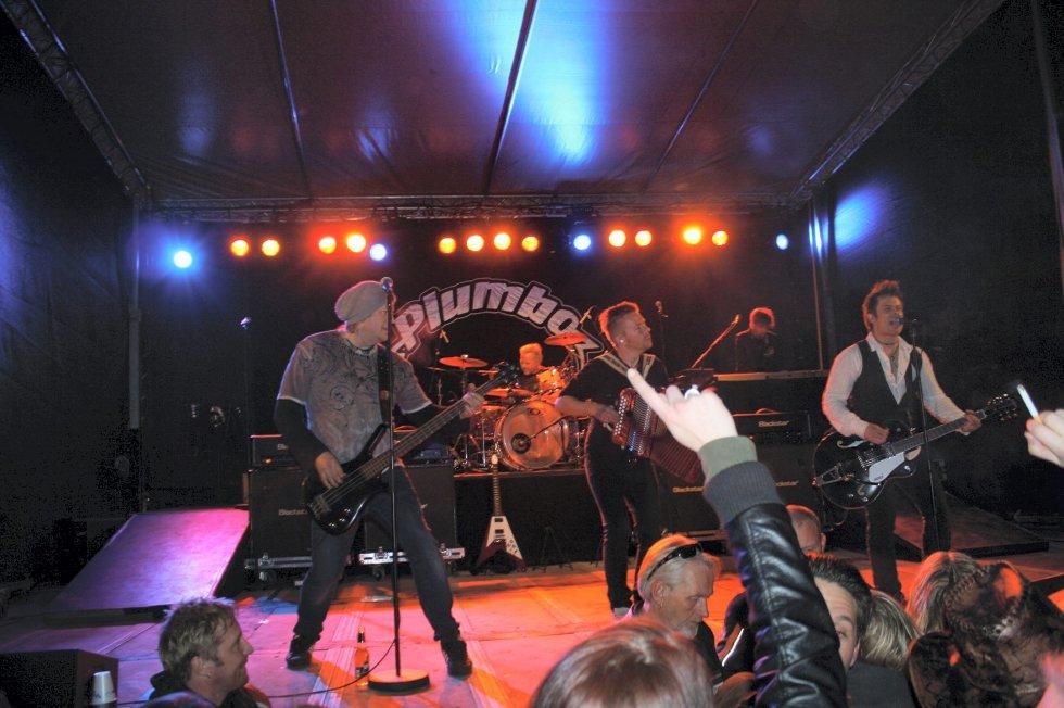 3.000 frammøtte hørte gratiskonserten med Plumbo rundt midnatt på Torp.
