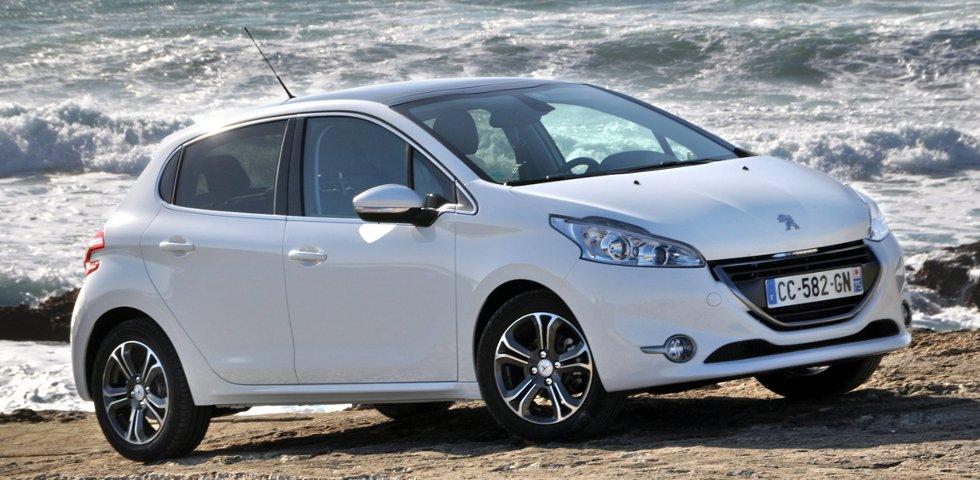 Peugeot 208 fremkaller de gode minnene fra 205 snart 30 år tilbake i tid.