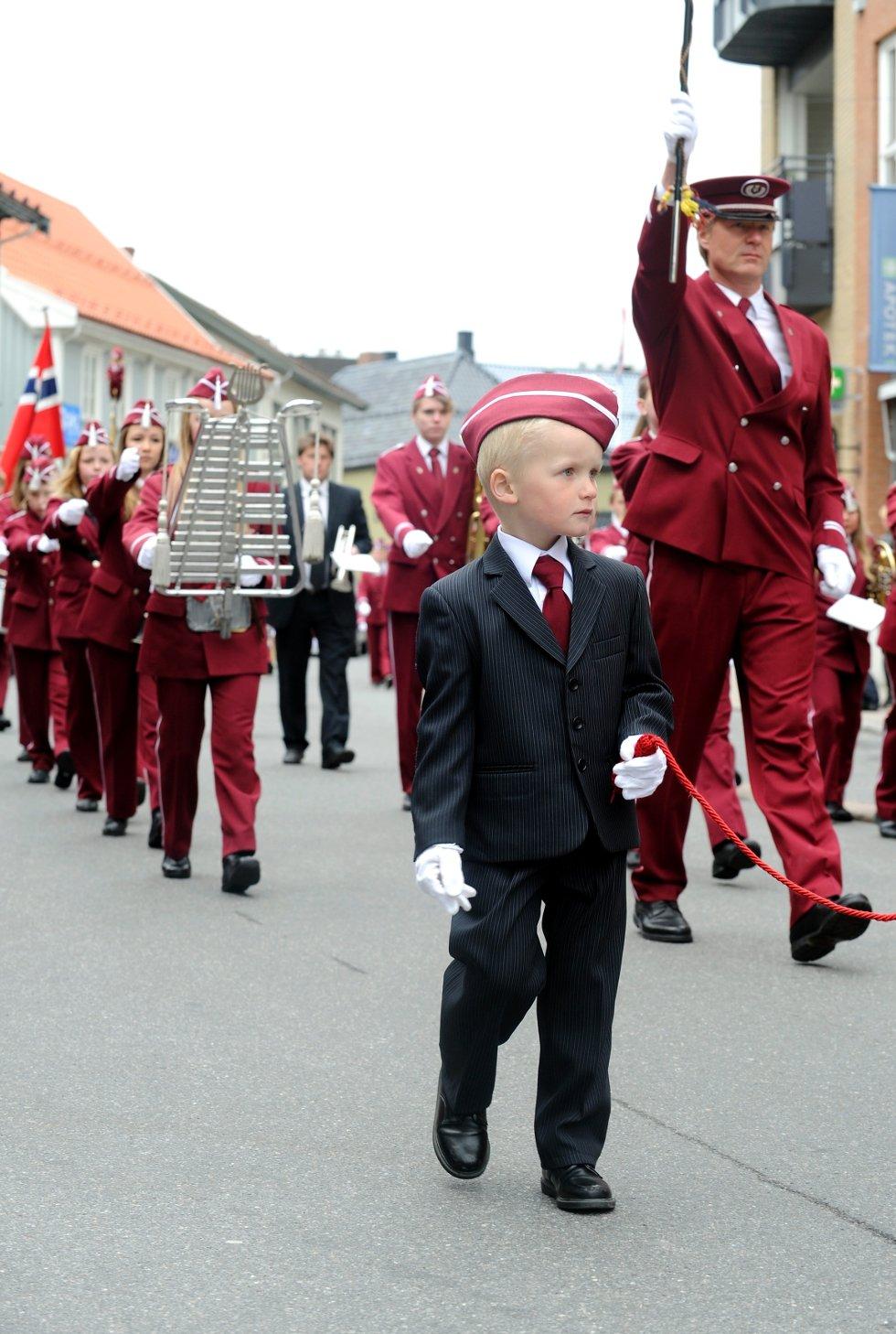 Sande og Mosserød skolekorps