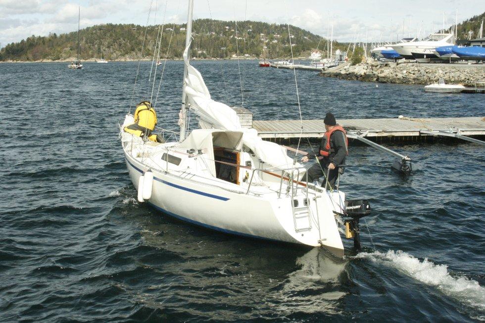 VILLA MALLA CUP: Lørdag 5. mai samlet 19 båter seg i Drøbaksundet for å delta i den nye regattaserien Villa Malla Cup. Regattaen består av fem seilaser i Indre Oslofjord.
