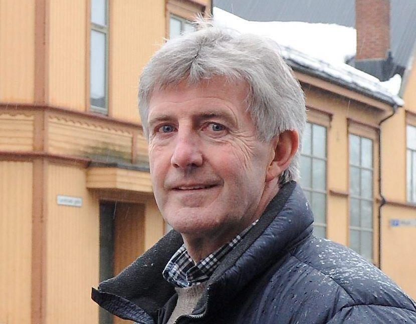 Ingar Jenssen i Vit-Eiendom AS skal bygge 3.157 kvadratmeter.