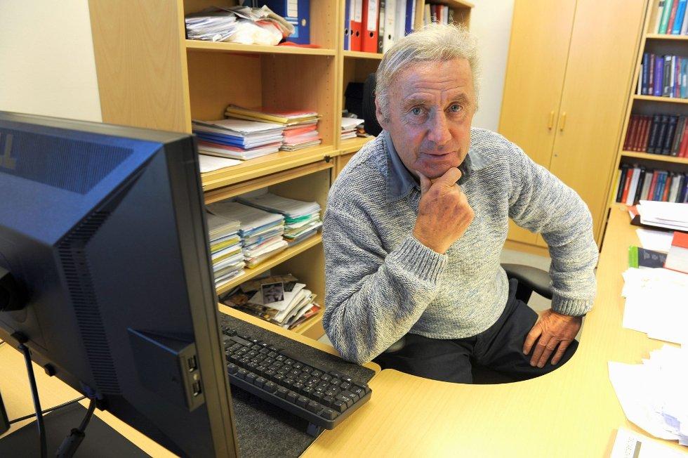 Hvis Color Line ikke jenker seg, risikerer de bot, sier kommune- advokat Ivar Otto Myhre.