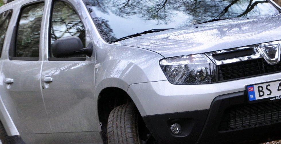 Priset til rundt 260.000 kroner er Dacia Duster et rimelig alternativ med dieselmotor og firehjulsdrift.