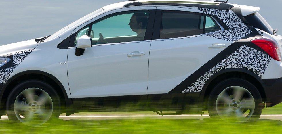 Mokka innbyr til aktiv kjøring.