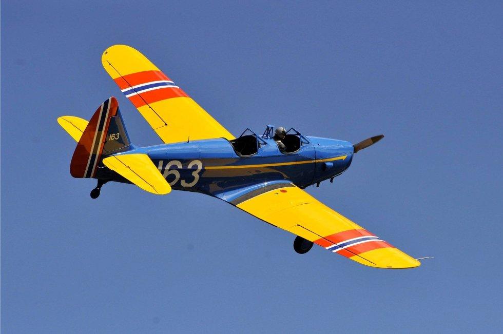 Prototypen fløy første gang den 15. mai 1939.