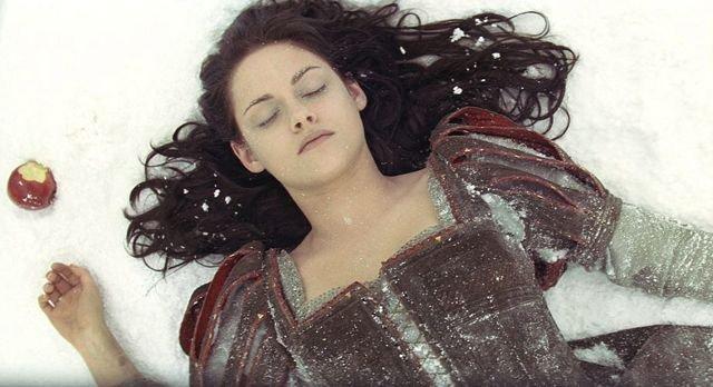 Snow White and the Huntsman: Med Kristen Stewart i hovedrollen.