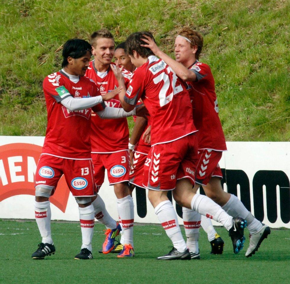 FKT er i Fagernes lørdag for å spille mot Valdres.